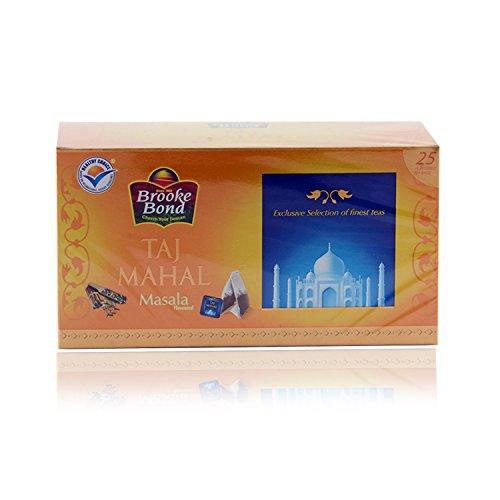 Brooke Bond, Taj Mahal Masala, 25 Tea Bags