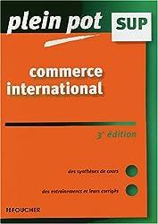 PLEIN POT SUP COMMERCE INTERNATIONAL  (Ancienne édition)