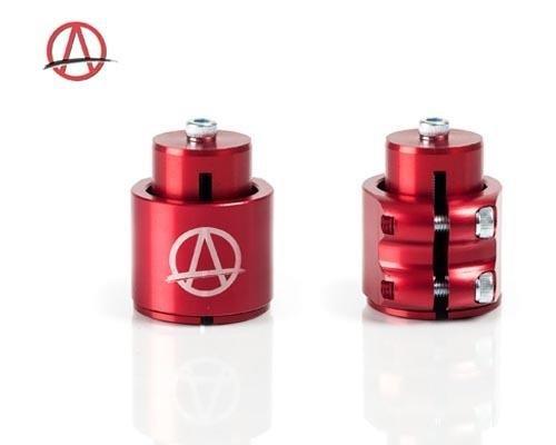 Apex HIC Kit rojo compresión Stunt-Scooter manillar