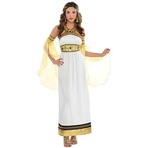 XL Damen Divine Göttin Kostüm für Römisch Kostüm Outfit