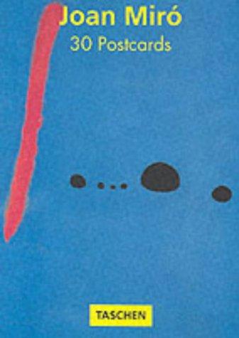 Miro (Posterbooks) par Taschen Publishing, Rezvani