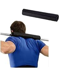 SheepRiver Langhantel-Pad unterst¨¹tzt Squat Bar Gewichtheben Pull Up Gripper Nacken Schulter Schutzpolster