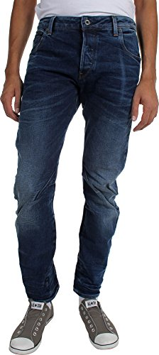 G-STAR RAW Arc 3d Slim - Selekt Stretch Denim - Jeans - Slim - Homme Medium Aged