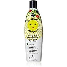 Synergy Tan sin nubes mascotas Cream Deep Dark Tanning con 369ml Disposición Soleado