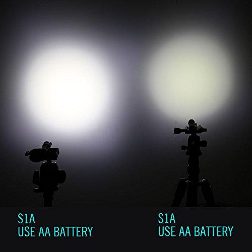 Olight® S1A Baton LED Mini AA Taschenlampe - 7
