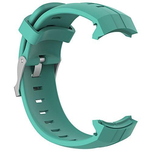 a57bdf475229 Yallylunn Luxury Rubber Watch Replacement Band Strap Kann Mit Kurzen ÄRmeln  Kombiniert Werden Student SchüLerin for