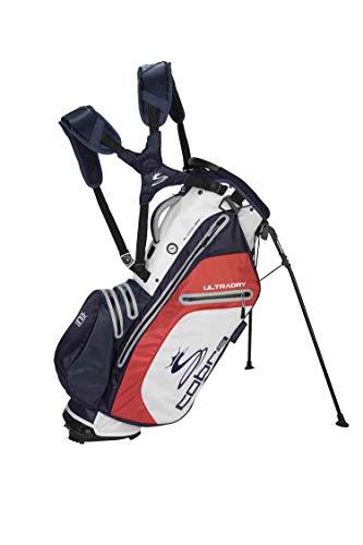 Cobra 2019 UltraDry Sac de Golf étanche, Peacoat, OSFA