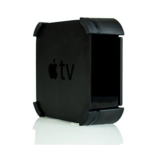 Soporte de pared para Apple TV 4caso, ACdream perfectamente protectora caso para Apple TV 4(4ª generación),