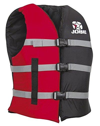 Jobe Schwimmweste Promo Vest Universal Red für Wassersport Rot