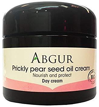 Abgur Crème de jour à l'huile de graines de figue de Barbarie bio 50 ml