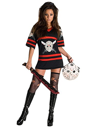 Freitag der 13. Miss Voorhees Damen Kostüm (Kostüm Voorhees Miss)