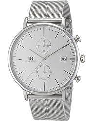 Danish Design - IQ62Q975 - Montre Homme - Quartz - Analogique - Bracelet Acier inoxydable gris