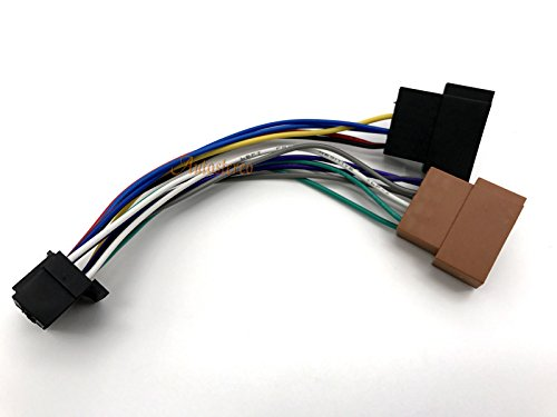 15-109-iso-standard-harness-car-audio-plug-connector-for-sony16-pin30x12mm-iso-female-iso-head-unit-