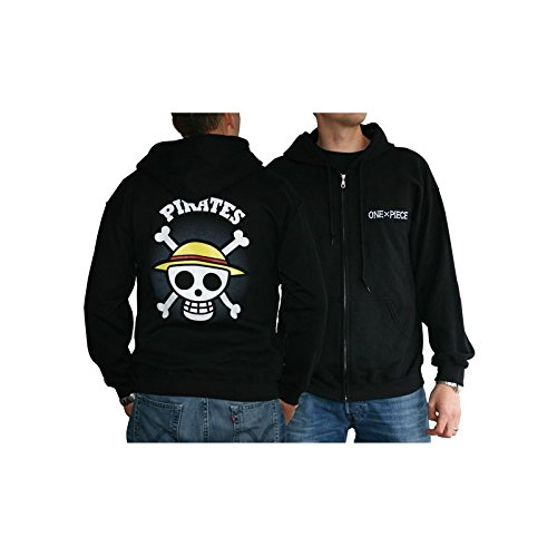 One-piece 599386031 - Sudadera skull map l