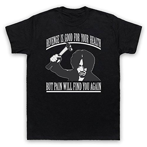 Inspiriert durch Old Boy Revenge Is Good For Your Health Unofficial Herren T-Shirt Schwarz