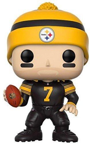 NFL Figura de vinilo Ben Roethlisberger Steelers Color Rush Funko 20296