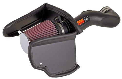 K&N Filters 57-3061 06- Trailblazer 6.0L Air Intake Kit (K N Air Intake System)