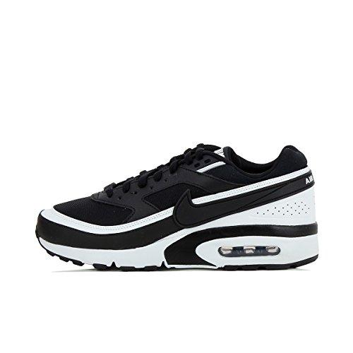 Nike Bambino Black / White scarpe sportive Bianco Size: 39