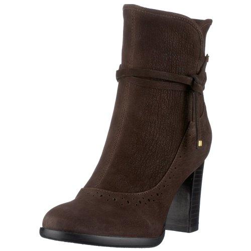 JETTE Signora Ancle Boot 63/82/01021-831.7,0, Damen Stiefel, braun, (-831 testa di moro), EU 40.5,(UK7)