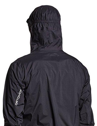 Ortovox Civetta Jacket Men Black Raven