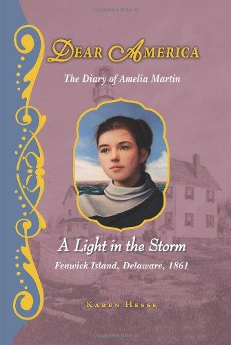 A Light in the Storm : the Diary of Amelia Martin (Dear America) - Amelia Island Lighthouse