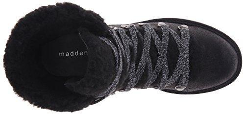 Madden Girl Bunt Boot Black/Multi