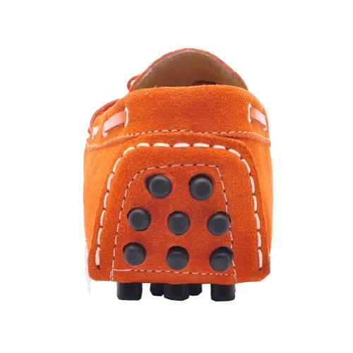Molecole Moccasin Boots, Basse donna Arancione (arancione)