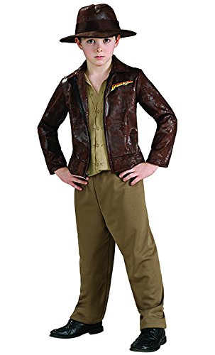 Kostüm Boy Halloween George - Halloween Costumes Kids Indiana Jonesvie Costume M Boys Medium (5-7 years) by Rubie's Costume Co