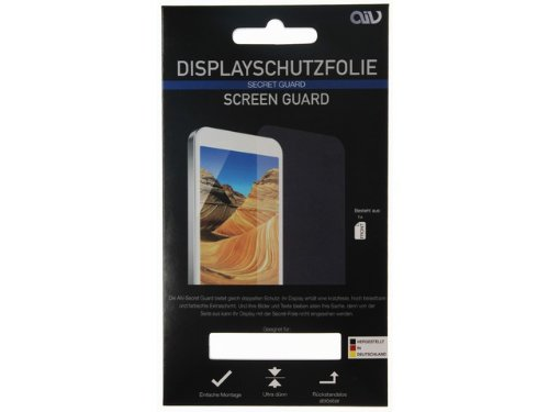 Privacy Screen Protector Guard (AIV Privacy Displayschutzfolie für Samsung Galaxy Note 2)