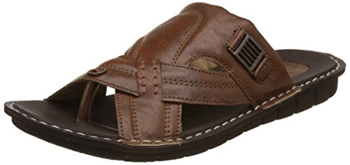 BATA Men's Krypton Soft Hawaii Thong Sandals