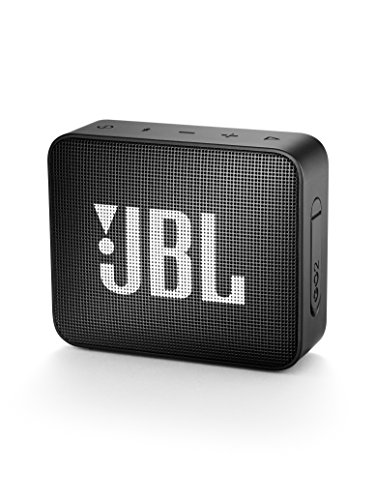 JBL GO2 Diffusore Bluetooth, 3.1 W, Waterproof, Micro-USB, Nero