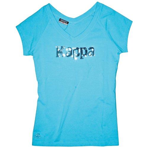 Kappa T-shirt Doris Turquoise - blue ferry
