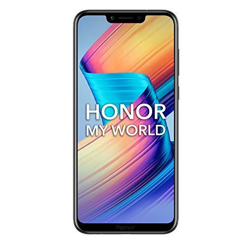 Honor Play (Midnight Black, 4GB RAM, 64GB Storage)