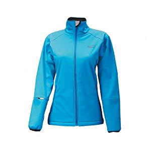 2117 OF SWEDEN SAXNÄS Softshell Jacket Damen Funktionsjacke & Outdoorjacke 8.000mm 7913905 (Blue (blau), 34)