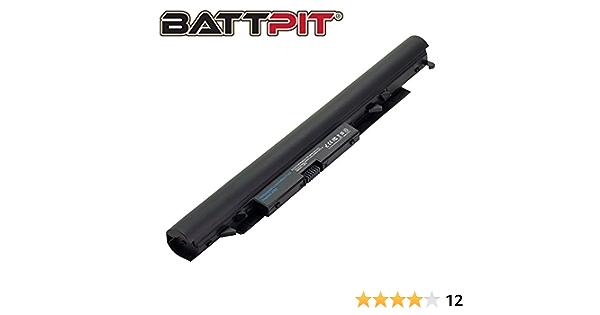 Battpit Batterie pour PC Portables HP JC04 JO04 919681-241 919682-241 919682-421 919682-831 919701-850 TPN-C129 TPN-C130 TPN-Q186 TPN-Q187 TPN-W129 TPN-W130 - [4 Cellules/2200mAh/32Wh]