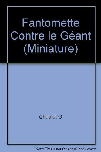 Fantomette Contre le Gant (Miniature)