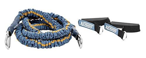 Xenios USA Nylon Geschützter Mehrzwecks Schlauch mit Griffen Medium, Orange, 180 cm, XSMUESTB08