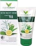 cosnature Detox crema notte tè verde 50ML