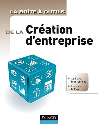 Livre gratuits en ligne La Boîte à outils de la Création d'entreprise (BàO La Boîte à Outils) pdf