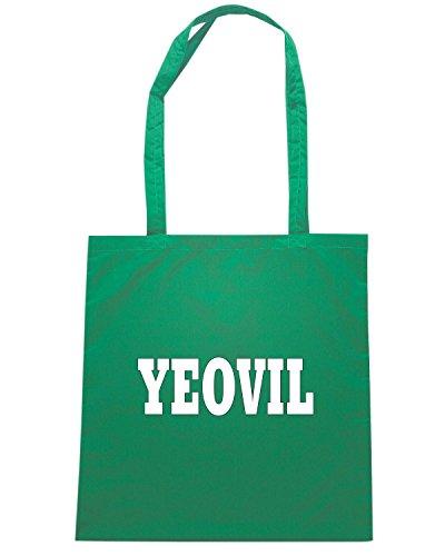 T-Shirtshock - Borsa Shopping WC0776 YEOVIL Verde