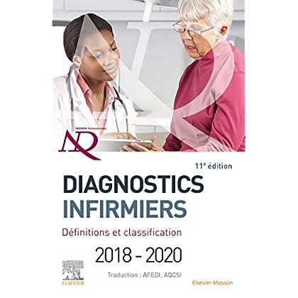 Diagnostics infirmiers 2018-2020: Définitions et classification