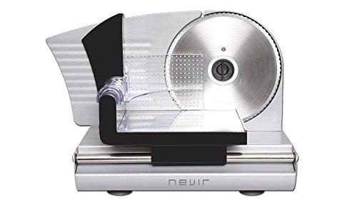 Nevir NVR-4004 CF Elettrico 150W Argento affettatrice