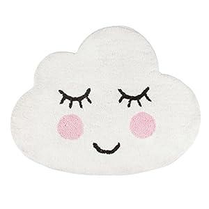 nube: Sass & Belle Nube Dormida - Alfombra