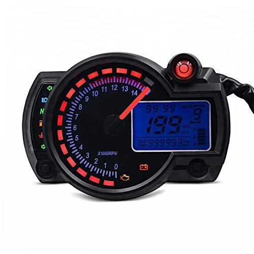 Gebraucht, Digital Tachometer für Ducati Monster 750/696 / 695/620 gebraucht kaufen  Wird an jeden Ort in Deutschland
