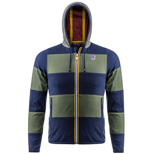 Jacke - Jacques Rugby NAVY-THYME