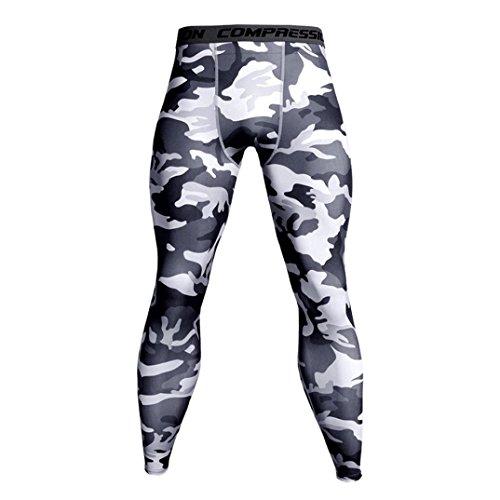 Paolian Pantalons de survêtement de Haute qualité à Séchage Rapide pour Hommes, Pantalons de Yoga Élégants, Respirants et Confortables