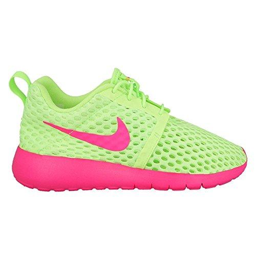 Nike Zapatillas Jr Rosherun GS Naranja/Blanco EU 37.5 (US 5Y) ky2nre2