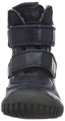 BisgaardShoe with lace - Scarpe da Ginnastica Basse Unisex – Bambini Blu (601 Blue)