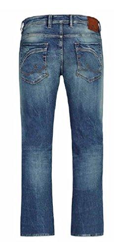 LTB Herren Bootcut Jeans Roden Roden Timor Wash (50186-51121)