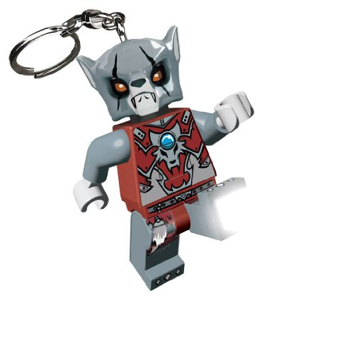 Lego Lights Chima Worriz Key